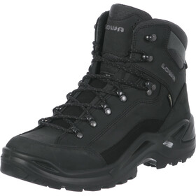 Lowa Renegade GTX Mid Shoes Men black